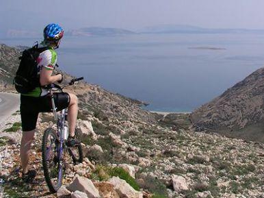 biciklizam uz obalu